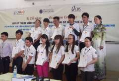 [HCM] Lớp học CNTT Miễn Phí Dành Cho Người Khuyết Tật