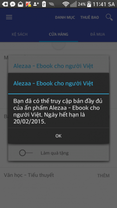 1 Tháng Miễn Phí Đọc Tạp Chí, Sách Tiếng Việt Trên Kho Sách Của Alezaa