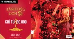 [Áo Thun] Levi's Ưu Đãi Sản Phẩm Dịp Tết Với Giá 199.000 vnđ