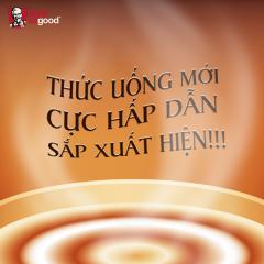 [KFC] Ra Mắt Đồ Uống Mới Miễn Phí Cho Hóa Đơn Trên 100k