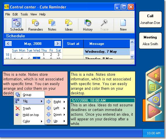 Miễn phí bản quyền Cute Reminder Standard 2.6