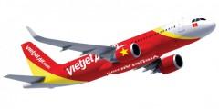 Vietjet Air Khuyến Mại 5.000 Vé 0 Đồng Chặng Hà Nội-Seoul
