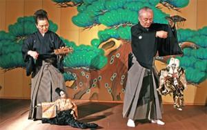 Biểu-diễn-miễn-phí-kịch-rối-dây-cổ-điển-của-Nhật-Bản