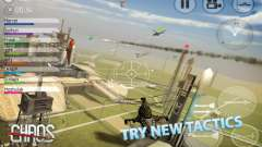 [Miễn Phí] CHAOS Combat Copters HD (iOS) Multiplayer Helicopter Simulator