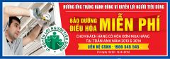 Siêu Thị Trần Anh Bảo Dưỡng 10,000 Điều Hòa Cho Khách Hàng