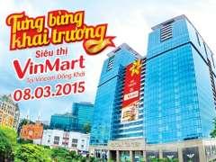 VinMart Đồng Khởi Khai Trương Giảm 49% Và Mua Nhiều Sản Phẩm Giá Ưu Đãi