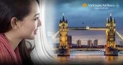 [Vé Máy Bay] Chỉ Từ 1 USD Cho Chặng Việt Nam - Quốc Tế (330k Cho Hành Trình Nội Địa) Cùng Vietnam Airlines