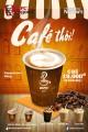 KFC Café được bán với giá dùng thử cực hấp dẫn chỉ 10.000đ