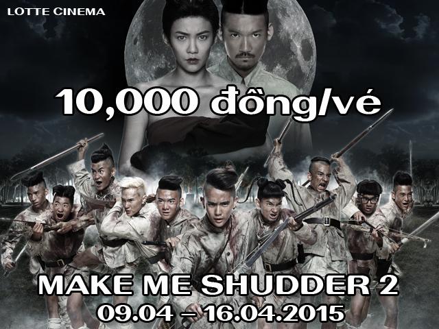 Tuần lễ phim kinh dị Thái Lan chỉ với 10k/1 vé