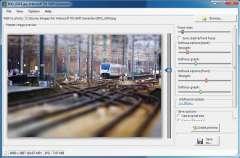 Bản quyền miễn phí Tilt Shift Generator 1.2 ($49,95) - Tạo ra bức ảnh ngoạn mục, khỏi cần ống kính đắt tiền