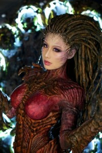 Heroes of the storm kerrigan cosplay