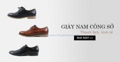 Khuyến mãi giảm giá giày nam tháng 11 tại GIAYDEP24.COM