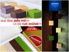 Ngàn phần quà mừng khai trương MAMA Chocolate ở Sài Gòn