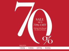 Thời trang Remmy khuyến mại đồng giá giảm giá tới 70%