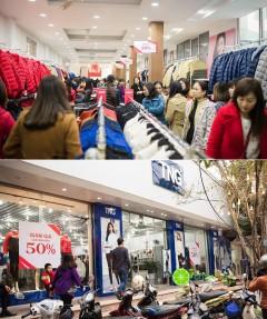 TNG Fashion khuyến mãi giảm giá tới 70% tất cả sản phẩm mừng Tết 2016