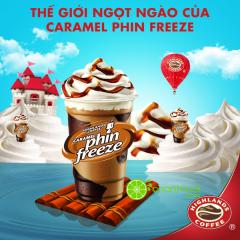 Highlands Coffee khuyến mãi mua 2 tặng 1 cho Freezes