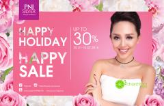 PNJ giảm giá đến 30% trang sức vừa mừng Tết đến vừa đón Valentine