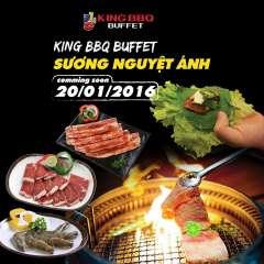 [TPHCM] King BBQ sắp khai trương hai nhà hàng mới với hàng ngàn ưu đãi