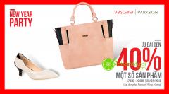 [TPHCM] Vascara Parkson giảm giá 40% một số sản phẩm mừng Tết Nguyên Đán