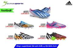 Supersports Superbowl giảm giá 50% hàng trăm sản phẩm Adidas