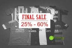 Thang Be Sport giảm tới 60% tất cả các sản phẩm bóng đá