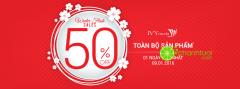 IVY MODA giảm giá 50% toàn bộ sản phẩm 1 ngày duy nhất - hôm nay nè!