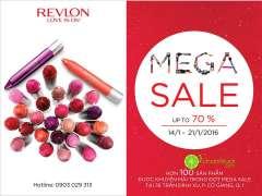[TPHCM] Revlon đón năm mới khuyến mãi đến 70% hơn 100 mỹ phẩm