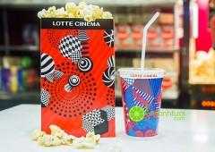[HOT] Combo vé xem phim+Bắp+ Nước tại Lotte Cinema giá chỉ 105k