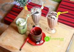 Top những deal Café -Kem - Bánh hot nhất nên thử tại Hà Nội