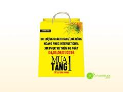 Tiếp tục chương trình mua 1 tặng 1 từ Hoang Phuc International
