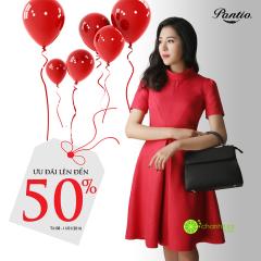 Mua nhiều nhận giá cực yêu - Ưu đãi lên tới 50% tại Pantio