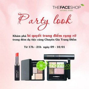 thefaceshop-party-look