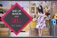 Thời trang BYSI giảm giá 50% cuối mùa chào xuân và mừng 8.3