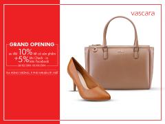 [HUẾ] VASCARA khuyến mãi khai trương giảm giá từ 10% tất cả sản phẩm