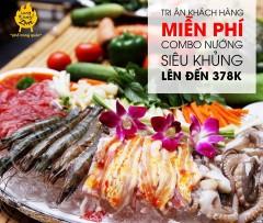 [TPHCM] Leng Keng Zone khuyến mãi tặng Combo nướng Tứ Quý hấp dẫn