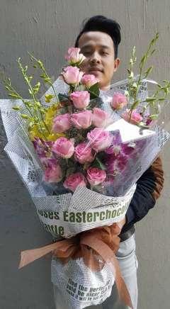 Tặng miễn phí 1 bó hoa cho bất kỳ ai có sinh nhật ngay 29/02