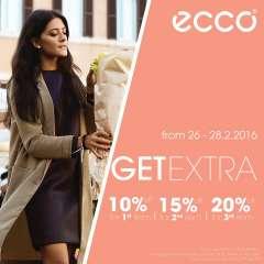 ECCO SC VivoCity khuyến mãi Happy Weekend – giảm giá đến 20%