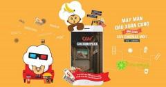 Ra mắt ứng dụng mobile app CGV tặng miễn phí 200 cặp vé xem phim