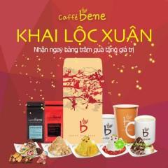 Tổng hợp khuyến mại đón Tết hấp dẫn từ Caffe Bene Vietnam