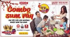 Tổng hợp ưu đãi tháng 2 tại Icook - Restaurant at home