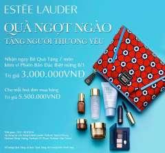 Estée Lauder mừng ngày 8-3 tặng bộ quà trị giá lên tới 3 triệu