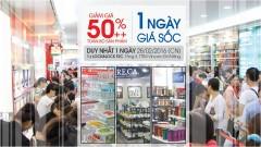 Lock&Lock Đà Nẵng giảm giá khủng 50% toàn bộ sản phẩm