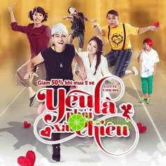 Yêu Là Phải Xài Chiêu giảm ngay 50% khi mua 2 vé tại Lotte Cinema