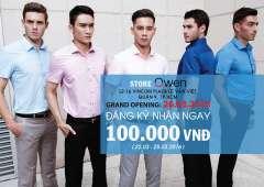 [TPHCM] Owen Vincom Lê Văn Việt khuyến mãi khai trương – tặng voucher 100k