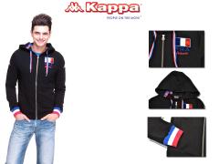 Thời trang KAPPA khuyến mãi giảm giá đến 70% áo khoác