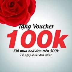 Thời trang công sở TNG khuyến mãi 8/3 – tặng voucher 100k