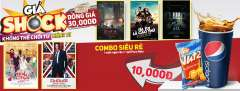 Lotte Cinema khuyến mãi phim giá vé 30k tháng 4/2016