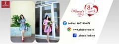 Alcado Fashion ưu đãi 30% - 70% mừng ngày 08-03