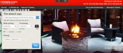 Hướng dẫn cách đặt phòng khách sạn trên Hotels.com
