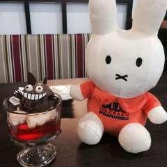 Bud's Ice Cream tặng gấu bông khi order kem Cutie Sundae
